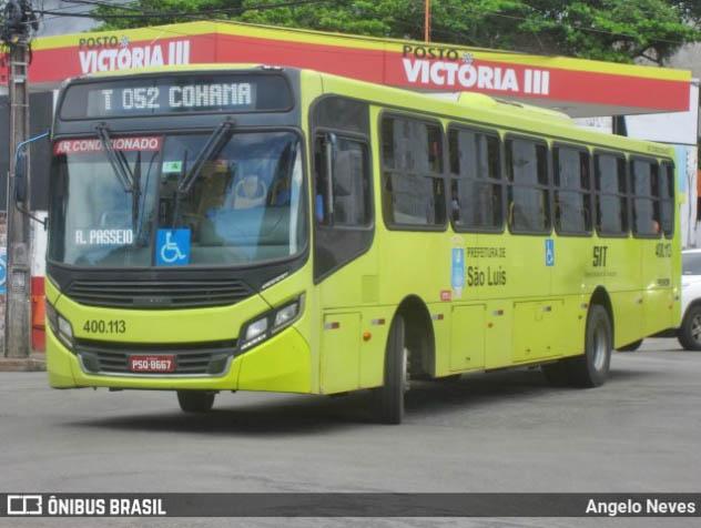 Rodoviários de São Luís ameaçam paralisação para a próxima segunda-feira 15