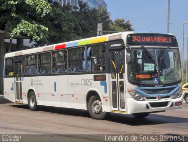Rio: Polícia prende passageiro de ônibus após importunação sexual na Linha Amarela