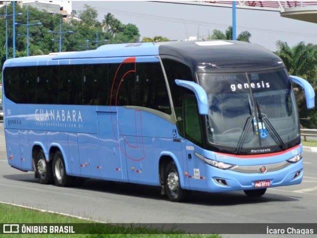 CE: Mulher acaba dando a luz à gêmeos dentro de um  ônibus da Expresso Guanabara