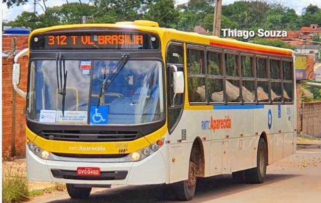GO: Aparecida de Goiânia autua mais de 70 ônibus do transporte coletivo