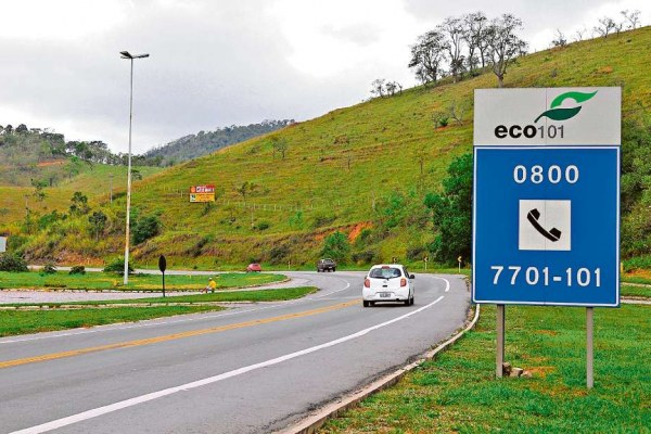 ES: ANTT autoriza redução de pedágio da Eco101