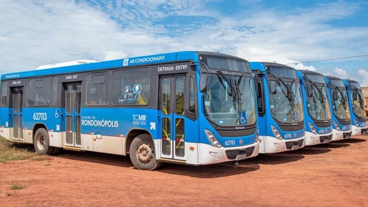 MT: Rondonópolis anuncia a chegada de novos ônibus