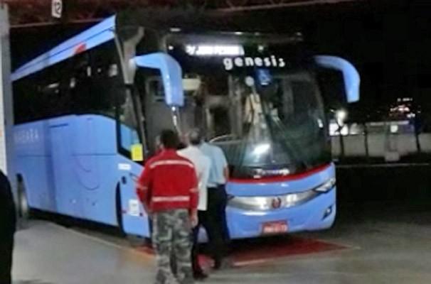 BA: Passageiro morre dentro de ônibus da Expresso Guanabara em Vitória da Conquista