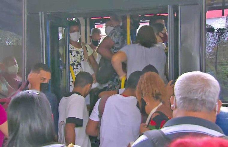 Justiça determina que 100% da frota de ônibus circule no Grande Recife