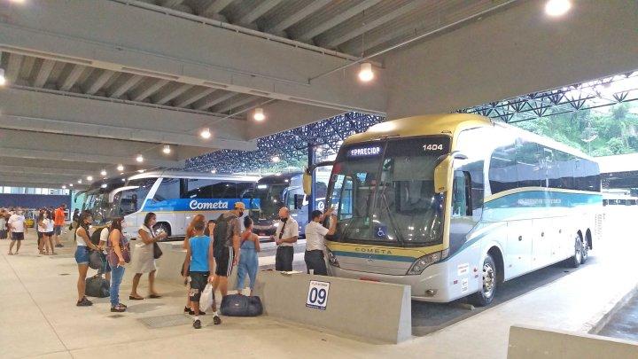 SP: Rodoviária de Santos promove neste sábado roda de conversa do projeto 50 anos de histórias do terminal