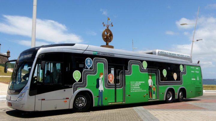 Governador da Bahia fala que vai trazer ônibus elétricos para Salvador e região