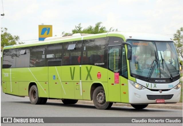Vix renova parte da frota com 20 novos ônibus Marcopolo Ideale 800