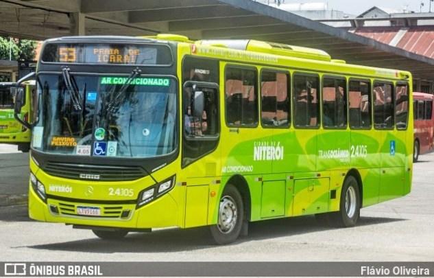 RJ: Rodoviários de Niterói, São Gonçalo  e Itaboraí anunciam paralisação para esta segunda-feira