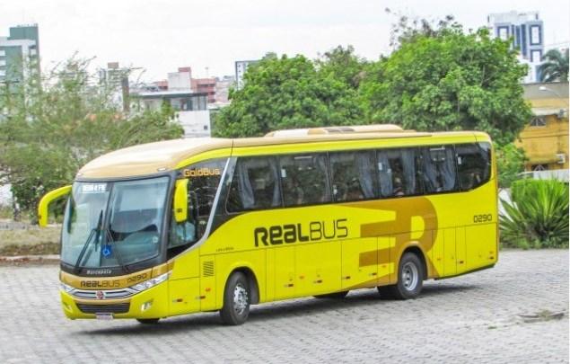PB: Ônibus intermunicipais voltam a circular com 70% da capacidade normal
