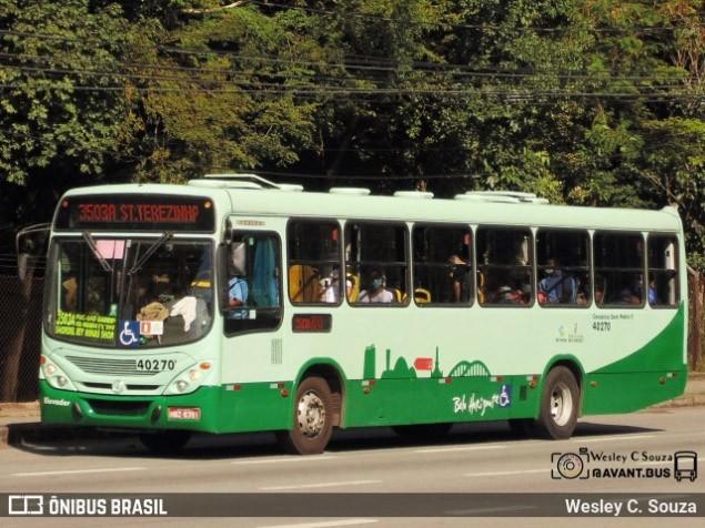 Belo Horizonte: Vinte linhas de ônibus deixam de circular neste domingo na cidade