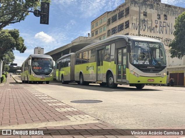Belo Horizonte segue repassando R$ 4 milhões por semana para empresas de ônibus