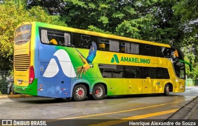 Viação Amarelinho deve voltar operar nos próximos dias em linhas interestaduais