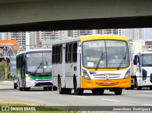 Natal: Justiça suspende efeitos da decisão que determinou o restabelecimento 100% da frota de ônibus