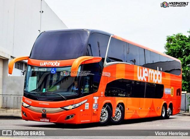 Wemobi lança canal de suporte 24h para vítimas de assédio em ônibus