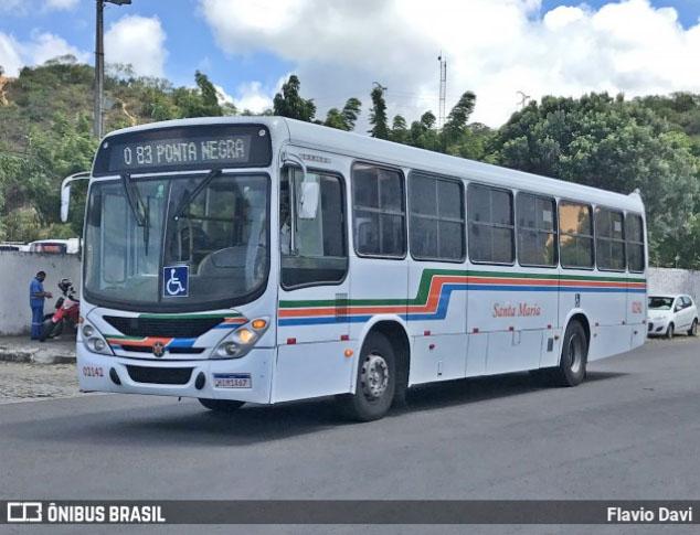 Natal isenta empresas de ônibus do pagamento do ISSQN