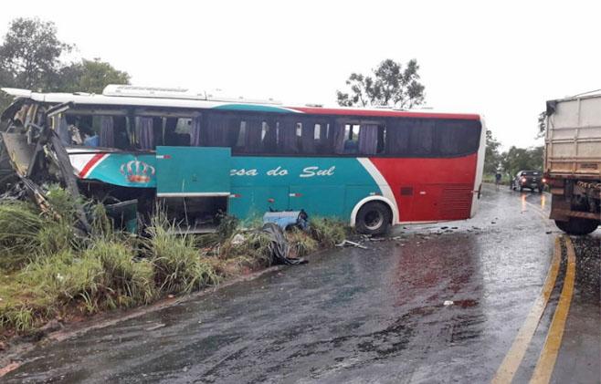 Uruçuí: Identificada as vítimas do acidente com o ônibus da Expresso Princesa do Sul
