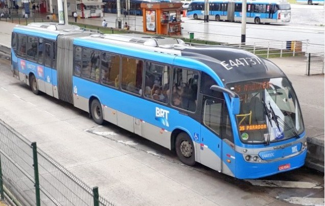 Rio Ônibus pressiona prefeitura do Rio por vacinação de rodoviários contra a Covid-19