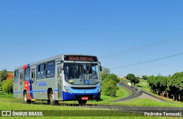 PR: Prefeito de Apucarana cobra medida sobre a lotação em ônibus