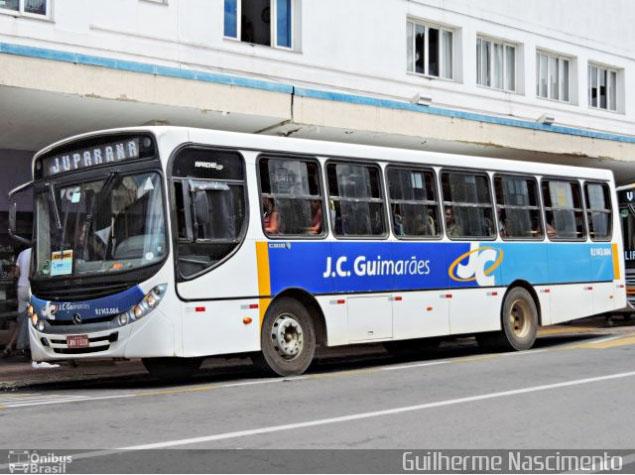 RJ: Ônibus da Viação JC Guimarães seguem em péssimas condições de viagens