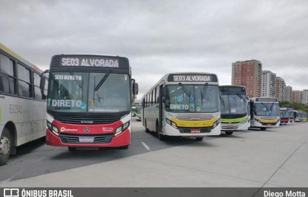 Rio: Prefeitura anuncia ônibus diretão na estação Mato Alto nesta quinta-feira