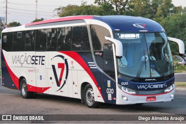 PI: Polícia prende dois passageiros de ônibus com arma de fogo a bordo