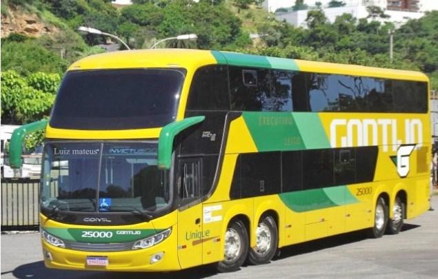 Gontijo anuncia suspensão de linhas para o Espírito Santo devido Lockdown no estado