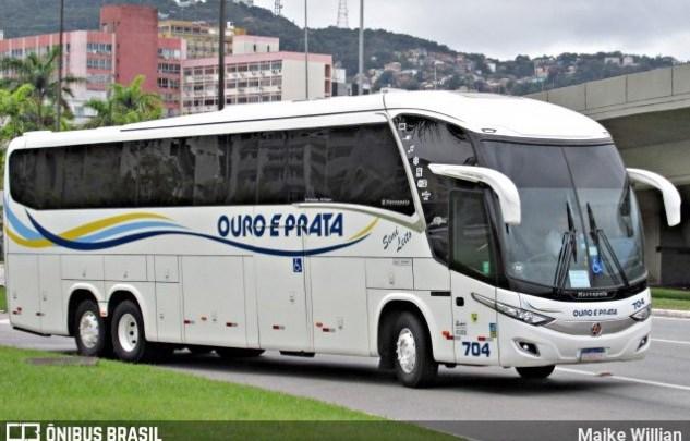 SC: PRF apreende passageiro de ônibus procurado pela Justiça na BR-116