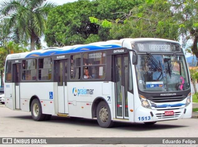 SP: Prefeitura de Caraguatatuba proíbe a circulação de 11 ônibus da Praiamar Transportes