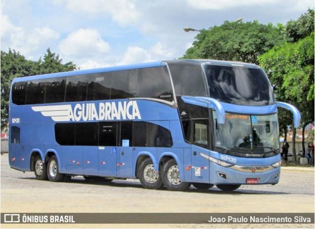 Aguia Branca e Kaissara oferecem o serviço Leito Cama com menos poltronas na Rio x São Paulo x Rio