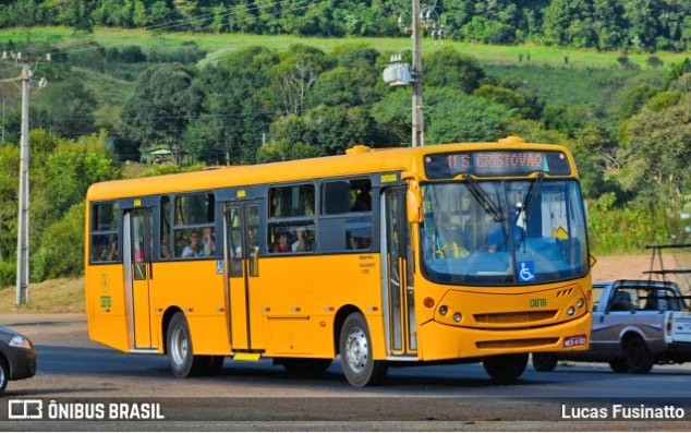 PR: Rodoviários de Francisco Beltrão seguem com paralisação no transporte pelo segundo dia