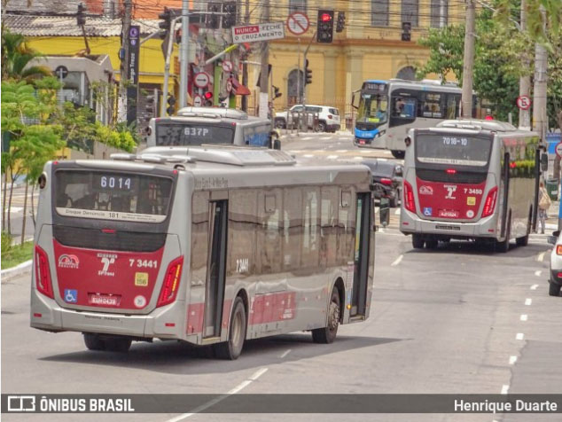 São Paulo registra 124 reclamações por dia  contra ônibus municipais na pandemia