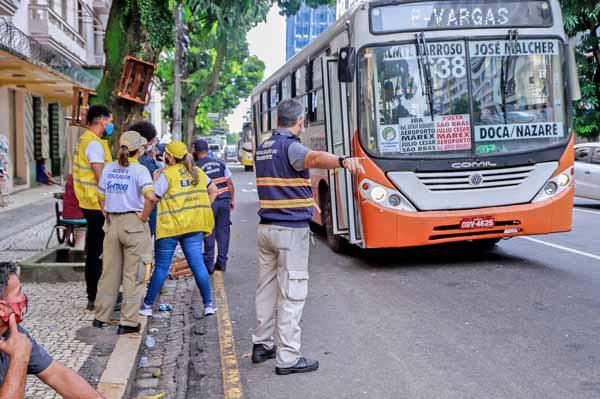 Belém: Avenida Presidente Vargas ganhará novas paradas de ônibus seletivas