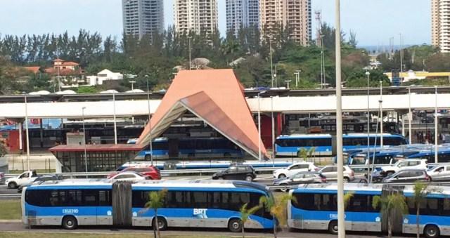 Rio: Terminal Alvorada é rebatizado em homenagem ao arquiteto e urbanista Jaime Lerner - revistadoonibus