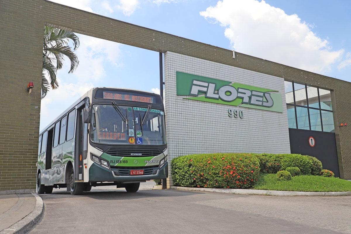 RJ: Transportes Flores adere ao Maio Amarelo e lança campanha educativa nas redes