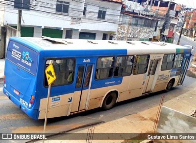 Salvador: Rodoviários da CSN realizam protesto nesta manhã - revistadoonibus