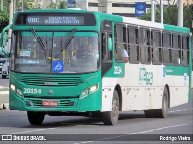 Salvador: Bandidos fazem arrastão em ônibus nesta manhã - revistadoonibus