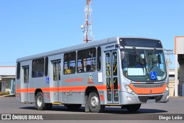 SP: Tarifa de ônibus de Marília aumenta para R$ 4,50