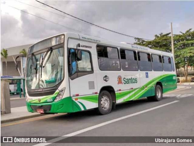 SP: Santos inicia nesta sexta-feira a vacinação de rodoviários contra a Covid-19 - revistadoonibus