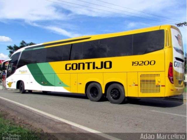 MG: Ônibus da Gontijo que tombou na BR-381 está na frota desde 2017 - revistadoonibus