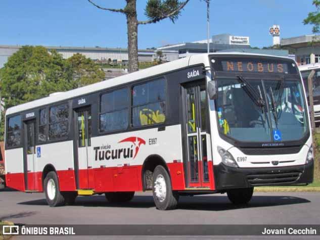 PA: Viação Tucuruí teve três ônibus apreendidos por ordem judicial nesta terça-feira