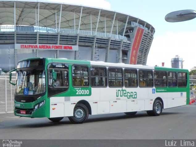 Salvador: Ônibus da OT Trans é assaltado no bairro Calabar