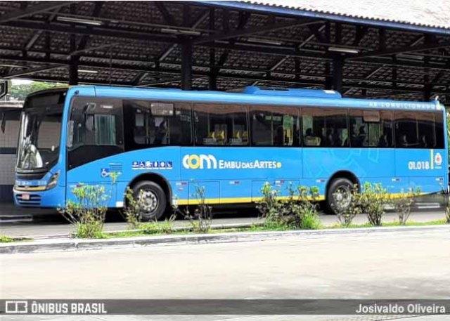 SP: Embu das Artes anuncia nova linha de ônibus - revistadoonibus