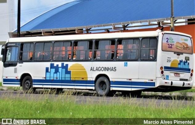 BA: Alagoinhas extingue contrato com a Viação Cidade das Águas