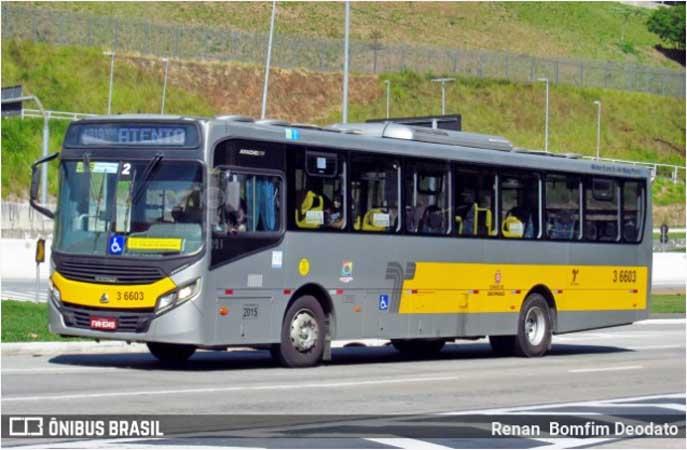 SPTrans aciona o Paese para atender passageiros do Metrô que segue em greve