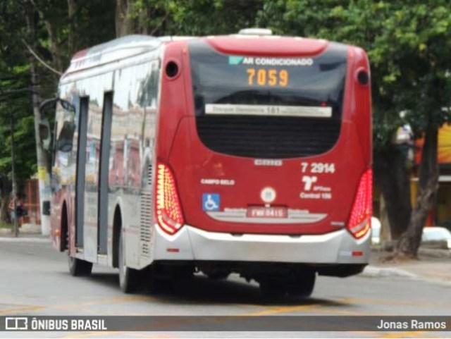 Vídeo: Ônibus acaba incendiado e outro danificado na Zona Sul de São Paulo - revistadoonibus