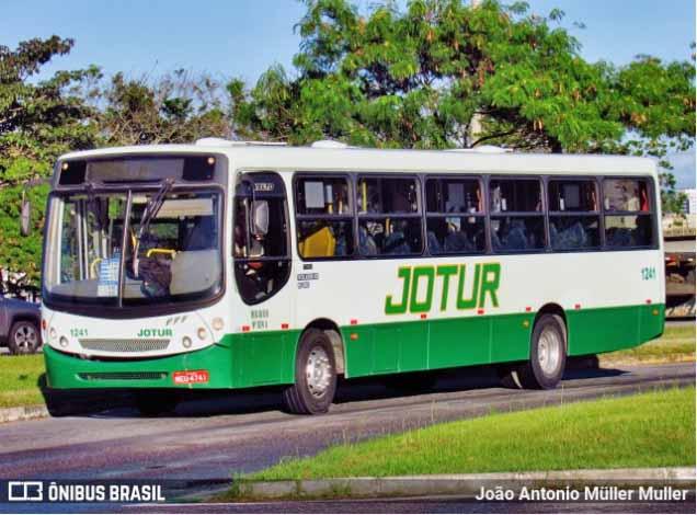 Jotur amplia horários de ônibus entre Florianópolis e Palhoça