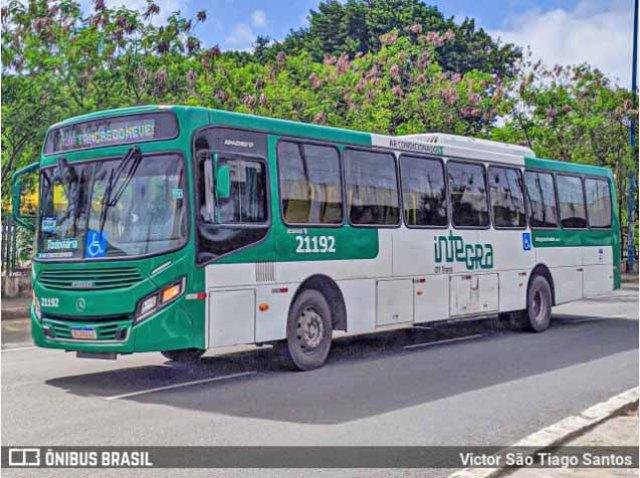 Salvador: Greve de ônibus anunciada para quarta-feira 26 é suspensa pela justiça - revistadoonibus
