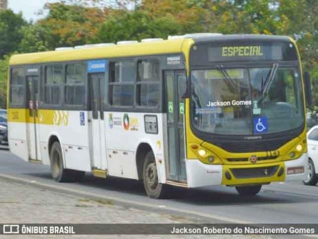 Maceió: Polícia apreende adolescentes após assaltarem ônibus no bairro da Levada - revistadoonibus