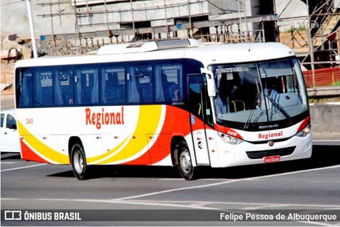 Agerba anuncia aumento da tarifa nas linhas de ônibus intermunicipais