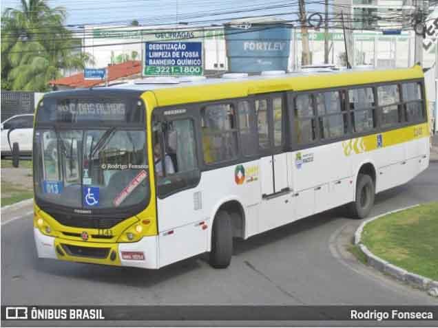 Maceió: Polícia apreende adolescentes após assaltarem ônibus no bairro da Levada